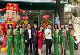 Tưng bừng khai trương chi nhánh mới công ty bất động sản Việt Phát Land
